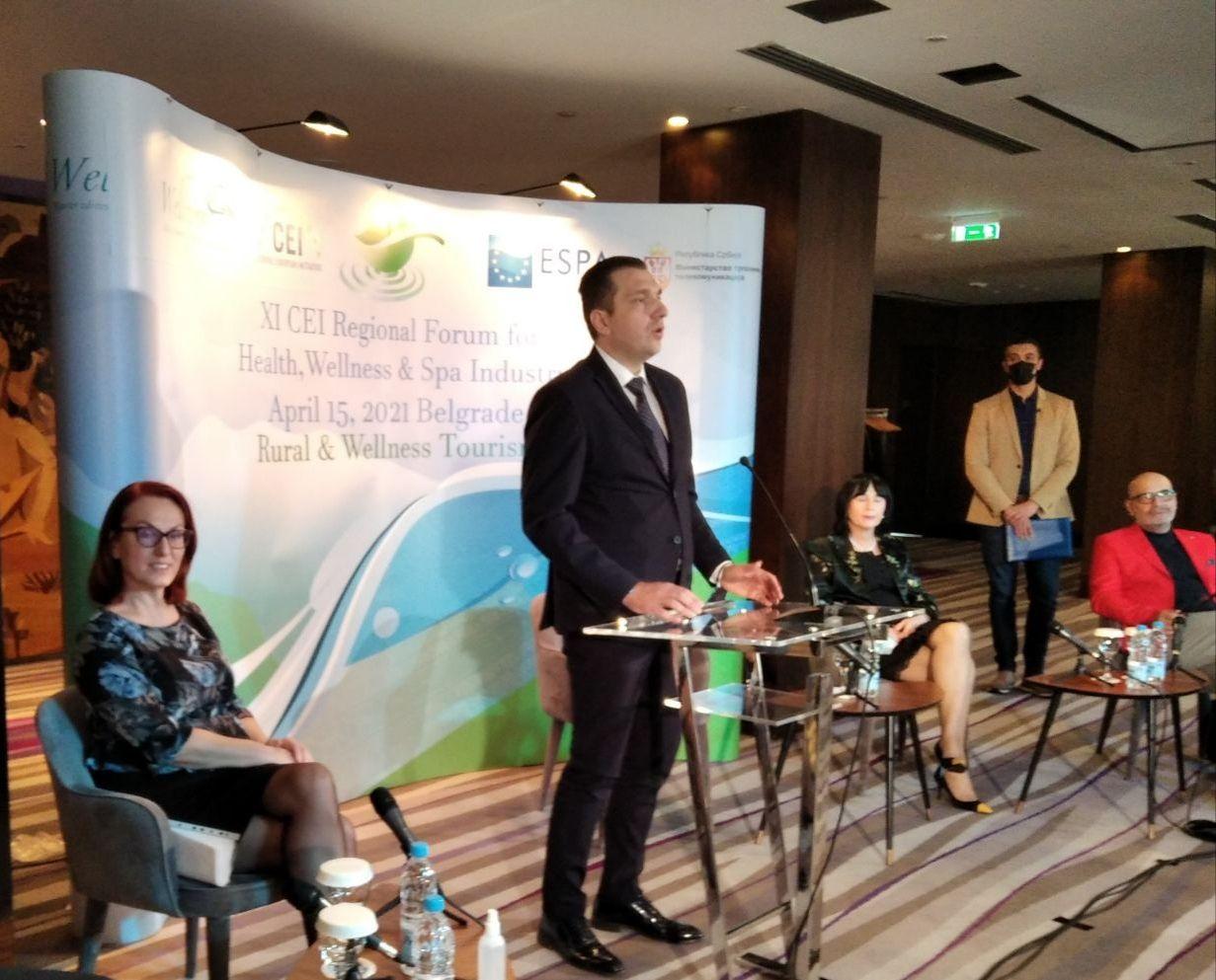 Održan 11 CEI Regionalni forum (Ruralni&Wellness turizam)