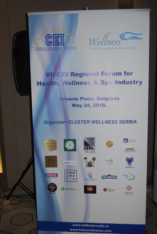 Govornici VII CEI Forum